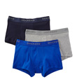 Dockers Basic 100% Cotton Trunks - 3 Pack 10023101