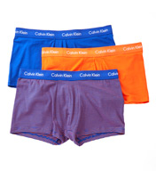 Calvin Klein Cotton Stretch Low Rise Trunk - 3 Pack NU2664