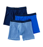 Jockey Active Micro Stretch Midway Briefs - 3 Pack 9022