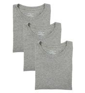 Michael Kors Soft Touch Cotton Modal Crew Neck T-Shirt - 3 Pack 09m0582