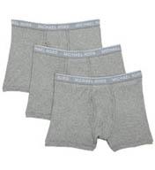 Michael Kors Soft Touch Cotton Modal Trunks - 3 Pack 09m0634