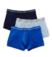 Michael Kors Ultimate Cotton Stretch Trunks - 3 Pack KU22000