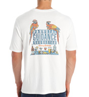 Tommy Bahama Parrotal Guidance Cotton Jersey Tee TR213031